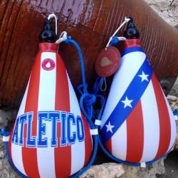 Bota de vino Atletico de Madrid
